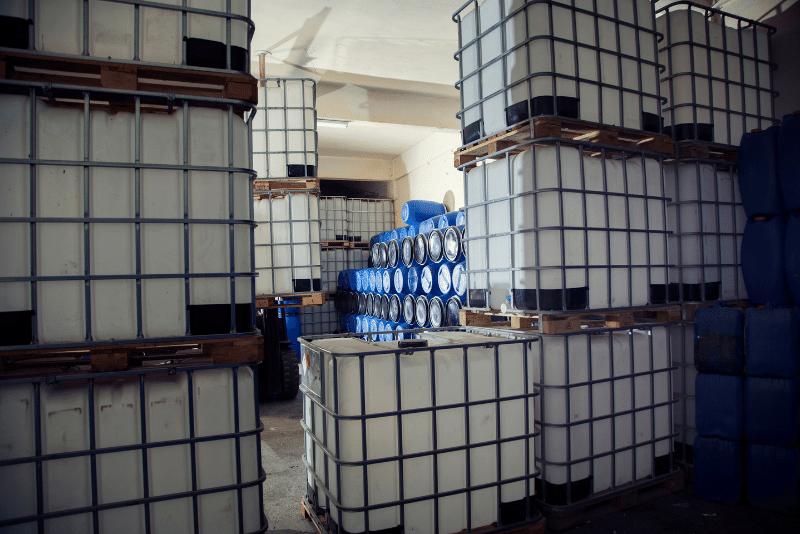 fábrica de productos químicos en Barcelona